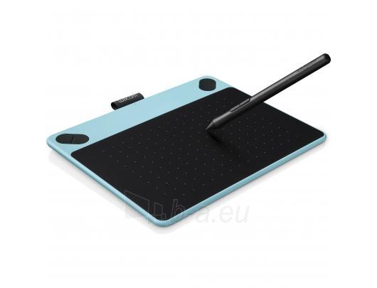 Grafinė planšetė WACOM Intuos Draw Blue Paveikslėlis 2 iš 2 310820116257