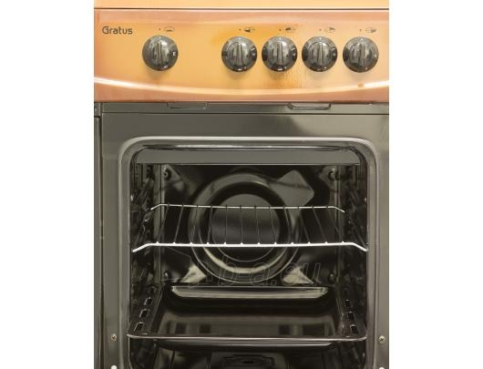 GRATUS VDD5001RS Gas oven Paveikslėlis 3 iš 5 250111000507