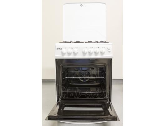 GRATUS VDEM6001S Gas oven Paveikslėlis 1 iš 5 250111000511