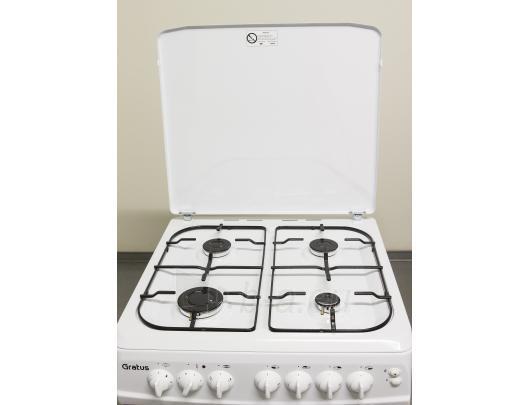 GRATUS VDEM6001S Gas oven Paveikslėlis 4 iš 5 250111000511