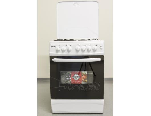 GRATUS VDEM6001S Gas oven Paveikslėlis 5 iš 5 250111000511