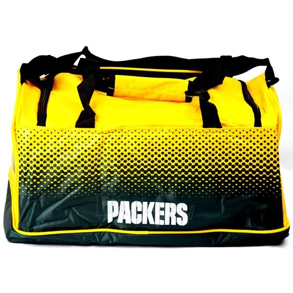 Green Bay Packers kelioninis krepšys Paveikslėlis 2 iš 2 310820103822