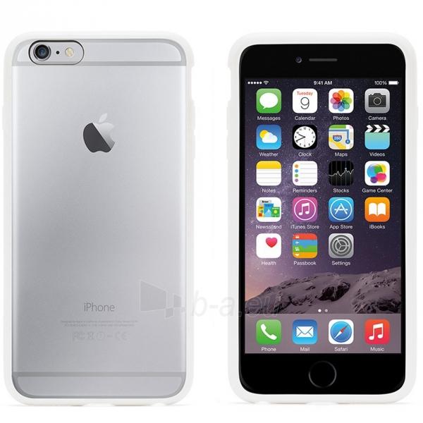 Griffin Reveal telefono dėklas Apple iPhone 6 Plus telefonui (Baltas) Paveikslėlis 1 iš 4 250232002776