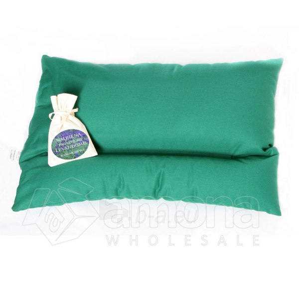 Grikių lukštų pagalvė su levandomis GRIKĖ 55 x 42 Paveikslėlis 1 iš 1 310820138550