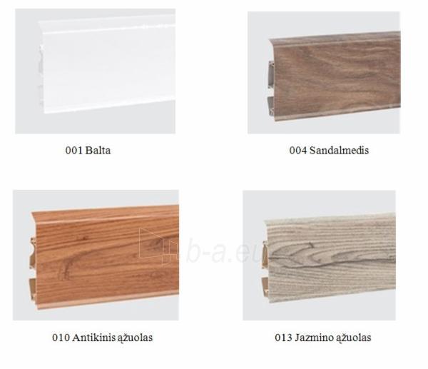 Grindjuostė PVC EVO įvairių spalvų Paveikslėlis 1 iš 4 310820022769