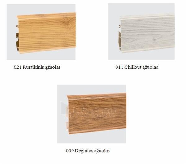 Grindjuostė PVC EVO įvairių spalvų Paveikslėlis 3 iš 4 310820022769