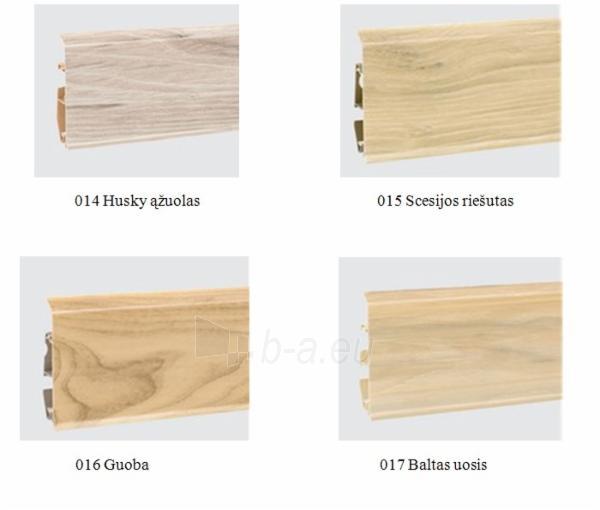 Grindjuostė PVC EVO įvairių spalvų Paveikslėlis 4 iš 4 310820022769