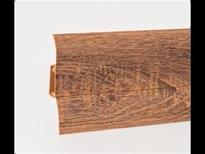 Grindjuostė PVC LP-60 Degintas ąžuolas (209) Paveikslėlis 2 iš 8 237721100438
