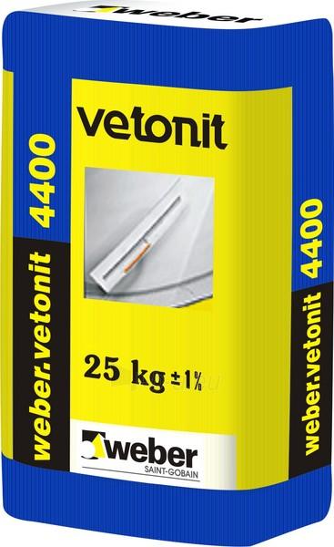 Rapid screed weber.vetonit 4400, 0-30(50)mm 25kg Paveikslėlis 1 iš 1 236770000002
