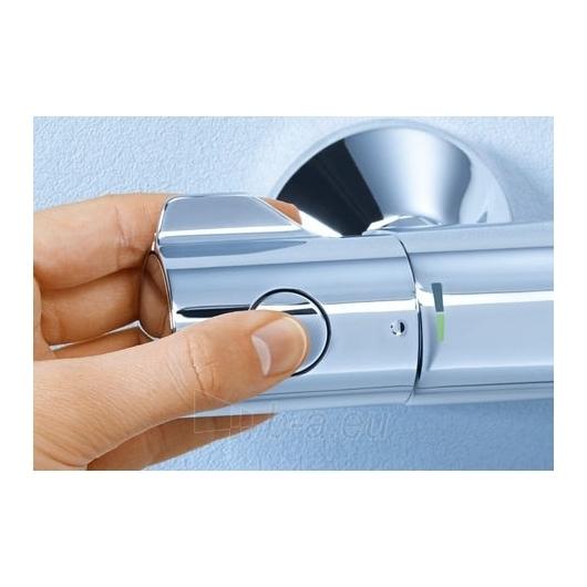 GROHE Grohtherm 800 termostatinis maišytuvas su dušo komplektu T Paveikslėlis 2 iš 7 270721000522