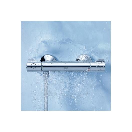 GROHE Grohtherm 800 termostatinis maišytuvas su dušo komplektu T Paveikslėlis 4 iš 7 270721000522