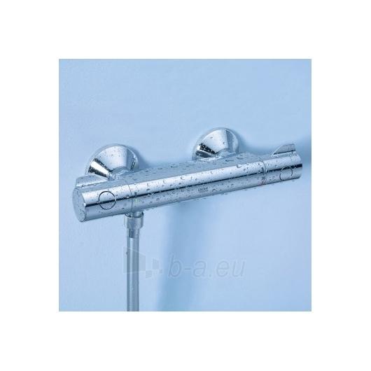GROHE Grohtherm 800 termostatinis maišytuvas su dušo komplektu T Paveikslėlis 5 iš 7 270721000522