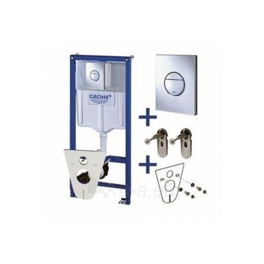 Grohe potinkinis WC rėmas Rapid SL 4in1 Paveikslėlis 4 iš 6 270790200188