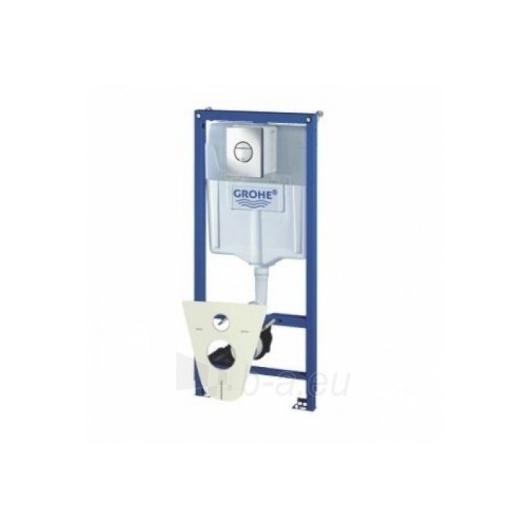 Grohe potinkinis WC rėmas Rapid SL 4in1 Paveikslėlis 5 iš 6 270790200188