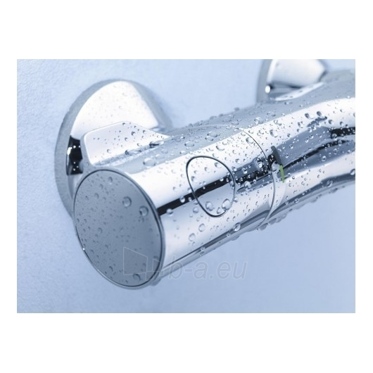 Grohe termostatinis vonios/dušo maišytuvas Grohtherm 800 Paveikslėlis 2 iš 5 270725000392