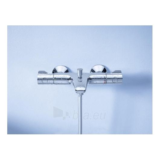 Grohe termostatinis vonios/dušo maišytuvas Grohtherm 800 Paveikslėlis 3 iš 5 270725000392