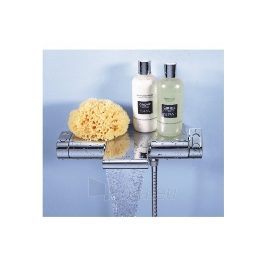 Grohe termostatinis vonios maišytuvas Groheteherm 2000 su lentyn Paveikslėlis 1 iš 2 270725000391