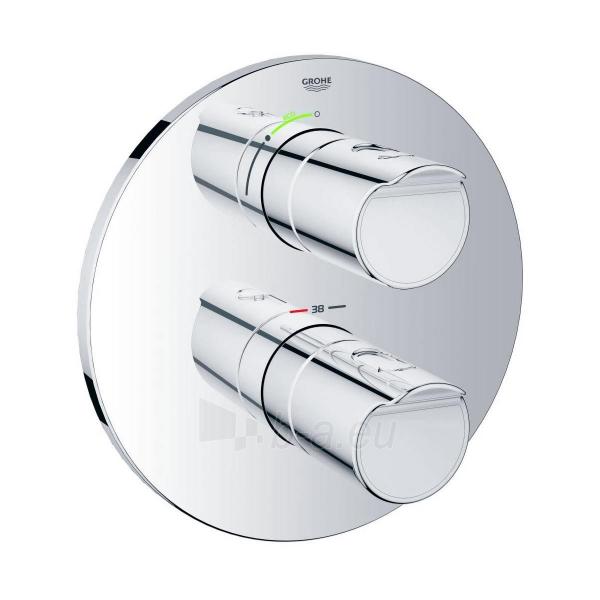 Grohtherm 2000 new dušo termostatas, chromas Paveikslėlis 1 iš 1 270750000326
