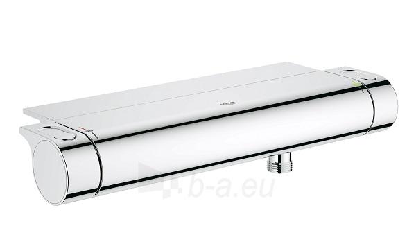 Grohtherm 2000 new dušo termostatas su lentynele Paveikslėlis 1 iš 1 270750000325