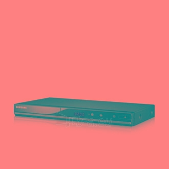 Grotuvas SAMSUNG DVD DVD-D360 Paveikslėlis 2 iš 2 250221000153