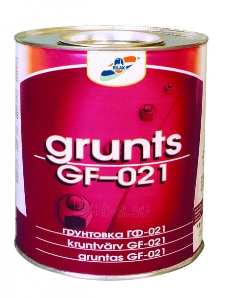 Gruntas GF-021 raud. rudas 0.45L Paveikslėlis 1 iš 1 236580000384