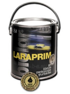 Gruntas Laraprim-M šviesisi pilkas 2.1 ltr Paveikslėlis 1 iš 1 236580000087