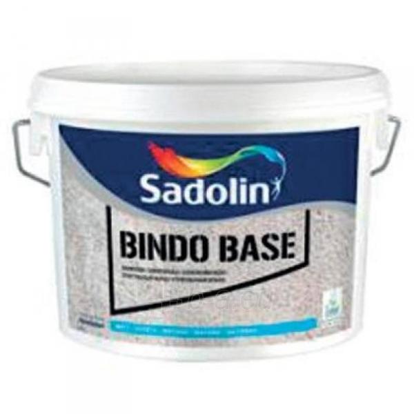 Gruntavimo dažai Bindo Base 10 ltr. Paveikslėlis 1 iš 1 236580000302