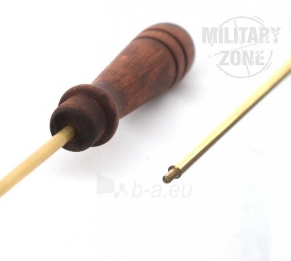 Grūstuvas ginklui, 1-dalis. cal. 5,6-7 mm, žalvaris Paveikslėlis 1 iš 1 251593000031