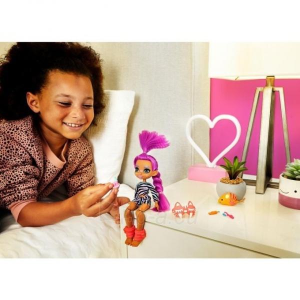 GTH02 / GTH00 Mattel Doll Cave Club Pajamas Party. Roaralai Paveikslėlis 2 iš 6 310820252918