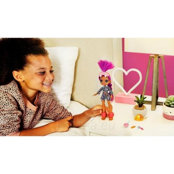 GTH02 / GTH00 Mattel Doll Cave Club Pajamas Party. Roaralai Paveikslėlis 3 iš 6 310820252918