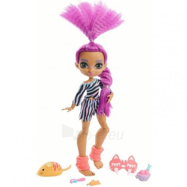 GTH02 / GTH00 Mattel Doll Cave Club Pajamas Party. Roaralai Paveikslėlis 5 iš 6 310820252918
