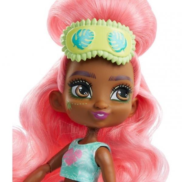GTH03 / GTH00 Mattel Doll Cave Club Pajamas Party. Fernessa Paveikslėlis 1 iš 4 310820252916