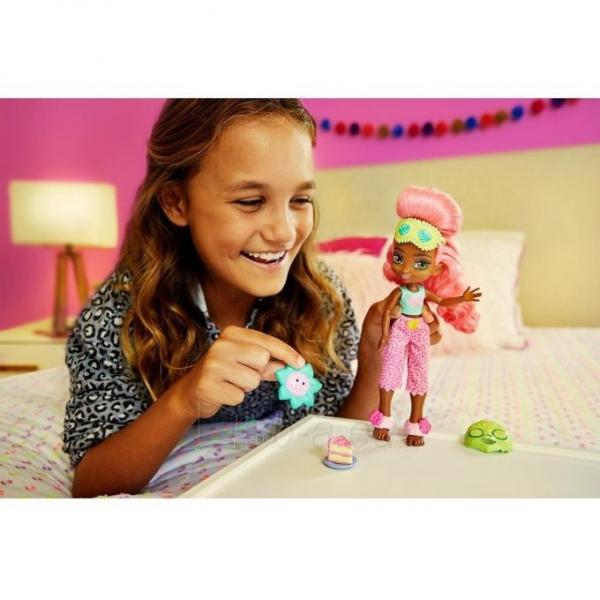 GTH03 / GTH00 Mattel Doll Cave Club Pajamas Party. Fernessa Paveikslėlis 2 iš 4 310820252916