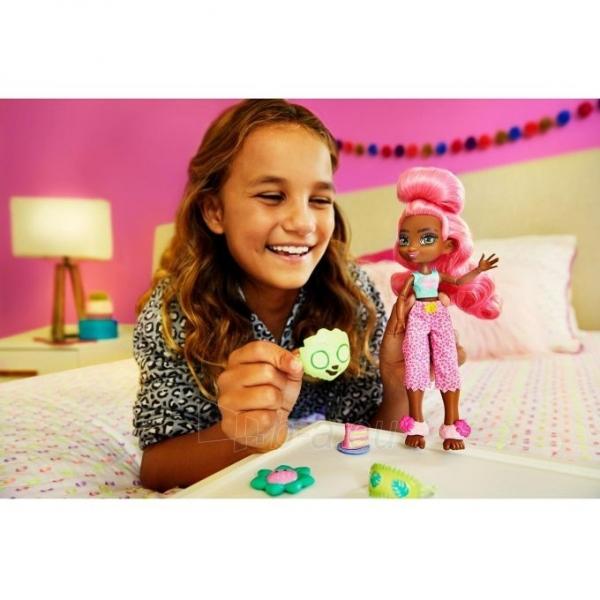 GTH03 / GTH00 Mattel Doll Cave Club Pajamas Party. Fernessa Paveikslėlis 3 iš 4 310820252916