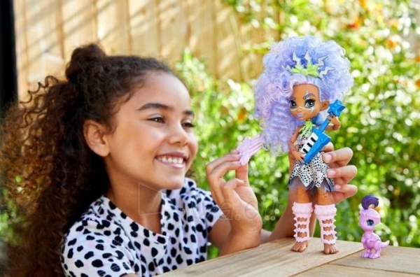 GTH04 / GNL82 Cave Club Bashley Doll And Accessories MATTEL Paveikslėlis 2 iš 6 310820252915