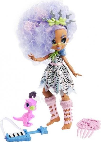 GTH04 / GNL82 Cave Club Bashley Doll And Accessories MATTEL Paveikslėlis 6 iš 6 310820252915