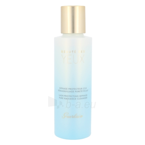 Guerlain Beauté Des Yeux Biphase Eye Make Up Remover Cosmetic 125ml Paveikslėlis 1 iš 1 250840701043
