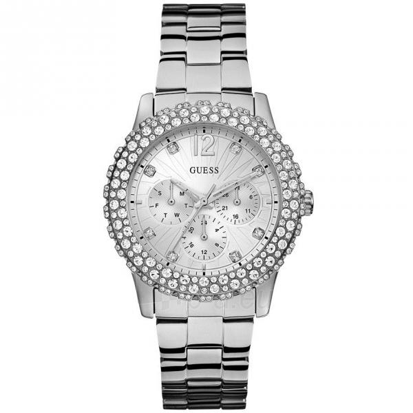 GUESS moteriškas watches W0335L1 Paveikslėlis 1 iš 3 310820039889