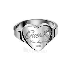 Guess ring su širdimi USR11110 (Dydis: 54 mm) Paveikslėlis 1 iš 3 310820023407