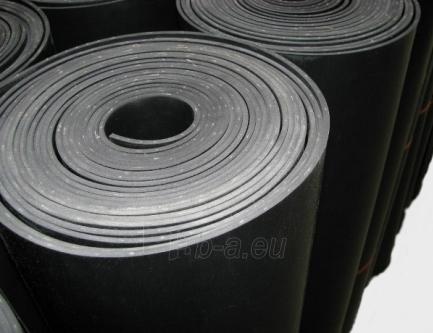 Guma NBR 4mm, 1 tarpinė, Kinija Paveikslėlis 1 iš 1 223031000049