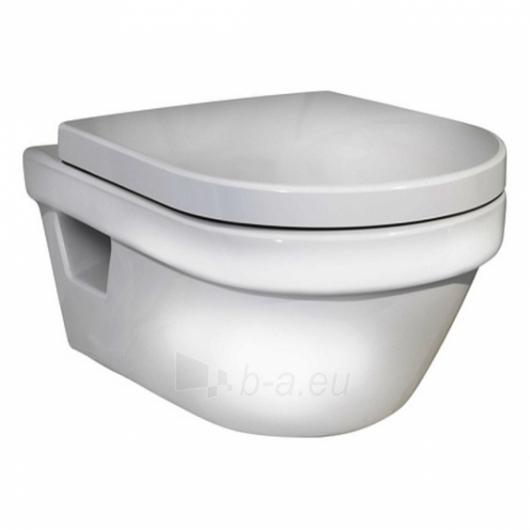 Gustavsberg pakabinamas WC Hygienic Flush Paveikslėlis 2 iš 2 270713000757