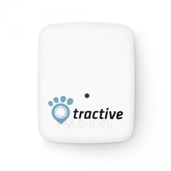 Gyvūno sekiklis Tractive GPS TRATR1 Paveikslėlis 1 iš 4 310820191683