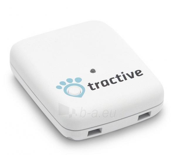 Gyvūno sekiklis Tractive GPS TRATR1 Paveikslėlis 2 iš 4 310820191683