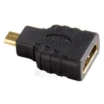 HAMA COMPACT MICRO HDMI ADAPTER Paveikslėlis 1 iš 1 250256600252