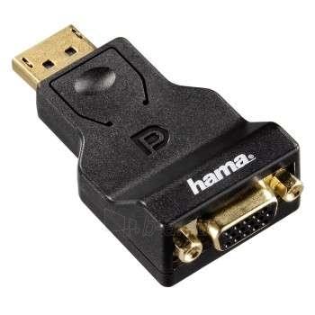 HAMA DISPLAYPORT VGA ADAPTER Paveikslėlis 1 iš 1 250255080042