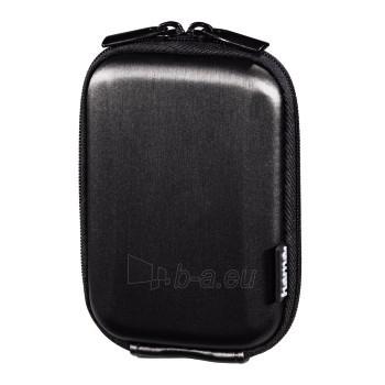 HAMA Hardcase Plain Camera Bag 40G black Paveikslėlis 1 iš 1 250222040201394