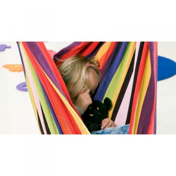 Hamakas KIDS RELAX, Rainbow Paveikslėlis 3 iš 10 250530100112