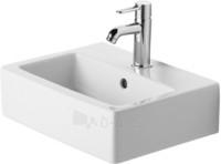 Handrinse basin 45 cm Vero, white,with overflow, Paveikslėlis 1 iš 1 270711000861