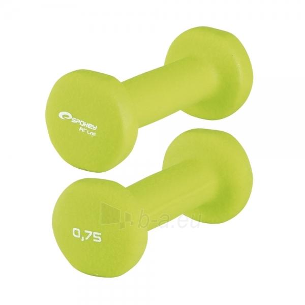 Hanteliai SHAPE 2x 0,75 kg Paveikslėlis 1 iš 1 250574000233