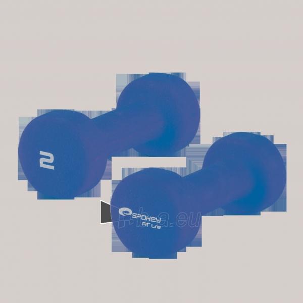 Hanteliai Spokey SHAPE III, 2 kg Paveikslėlis 1 iš 1 250574000522